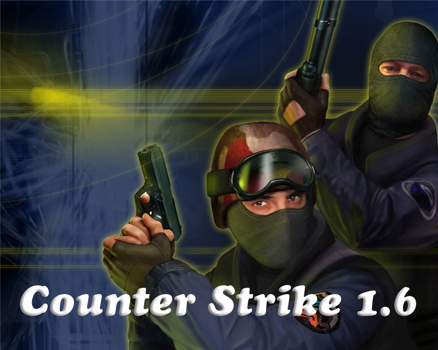 Counter Strike 1.6 & Condition Zero 1.2